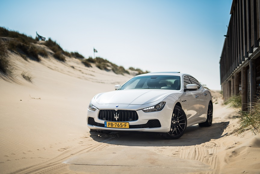 Maserati Ghibli S trouwauto