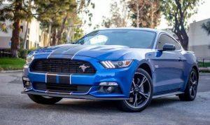 Ford Mustang GT 5.0 V8