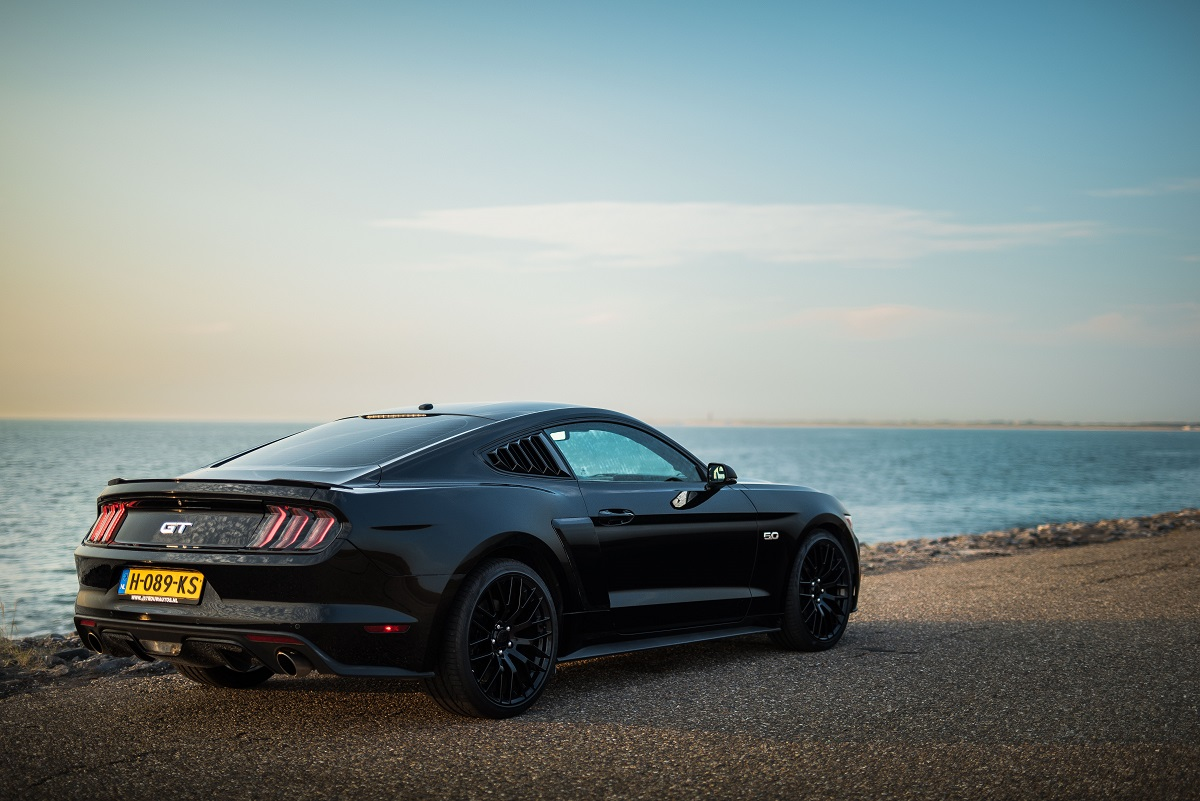 Ford Mustang GT trouwauto