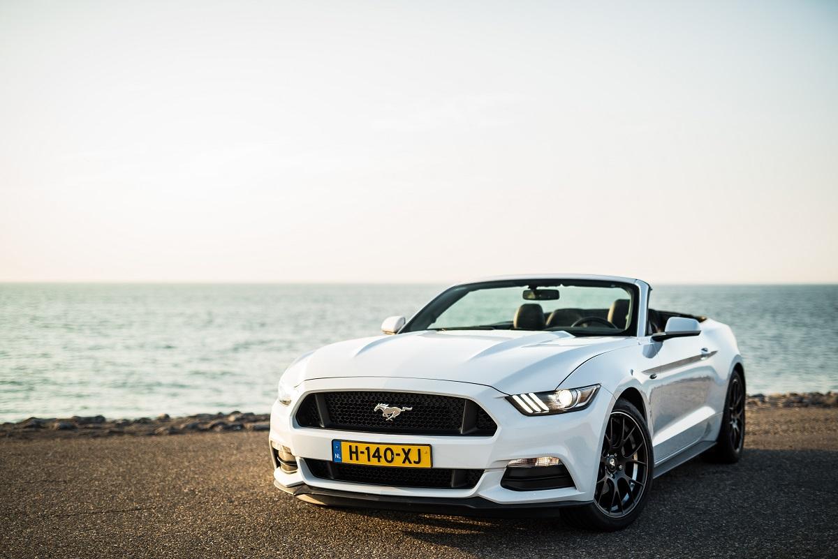 Ford Mustang Trouwauto